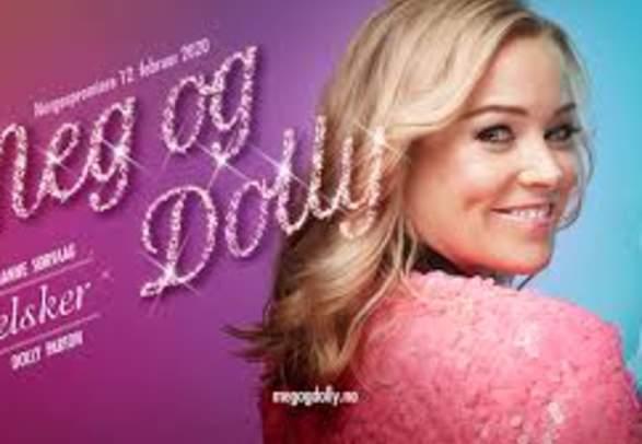 """""""Meg og Dolly"""" - Hanne Sørvaag"""