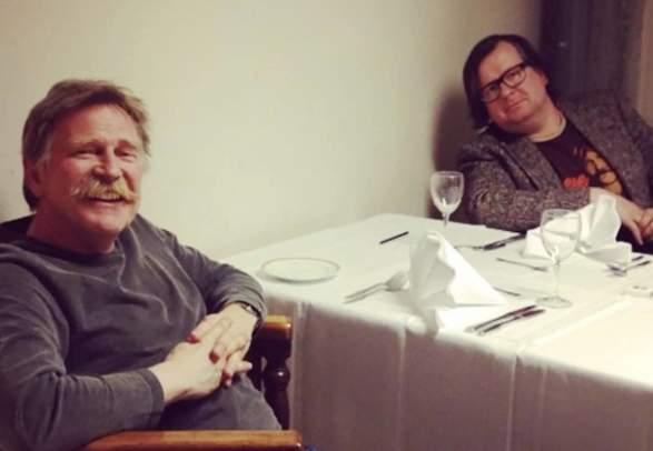 Finn Tokvam & Olav Stedje