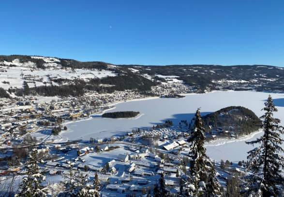 Fagernes Camping