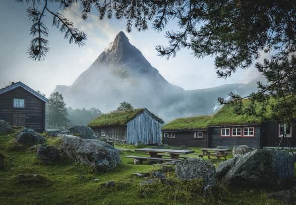 Innerdalen - Norway's most beautiful mountain valley