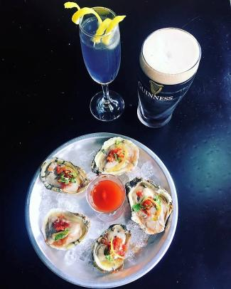 Pints&union oyster
