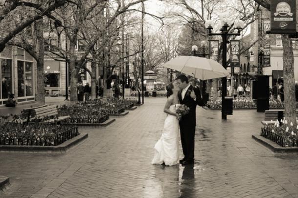 Boulder Pearl Street Wedding