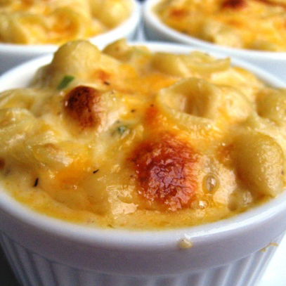 Mac and Cheese (Soul Food)