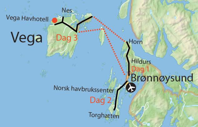 Sykkelweekend i Brønnøysund