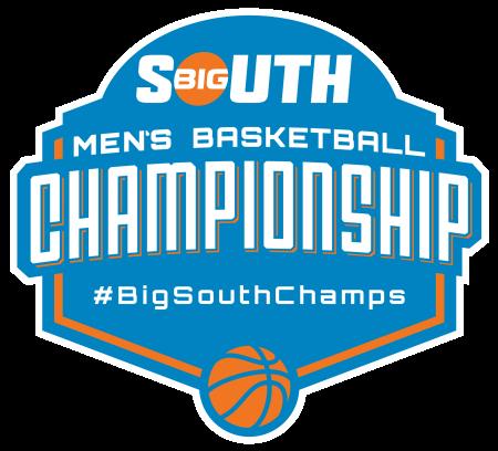 2017 Big South Men's Championship logo