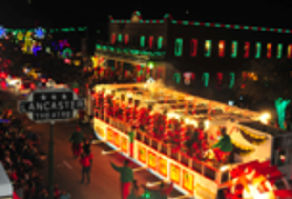 - 38th Annual Parade Of Lights