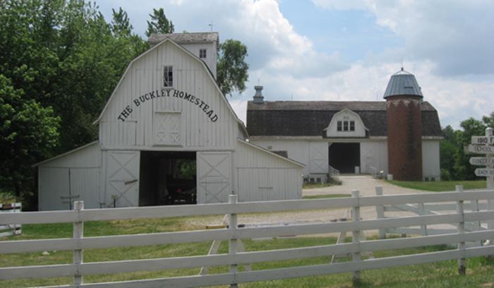 Buckley Homestead Lowell