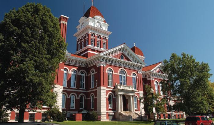 Crown Point Courthouse