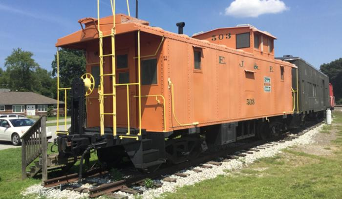 Griffith Indiana Railroad Museum