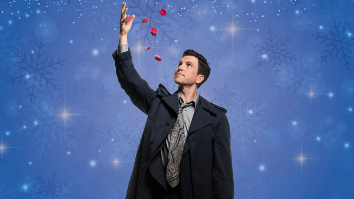 It's a Wonderful Life at the Gateway Theatre - Photo: David Cooper
