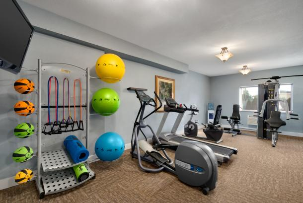 Fitness Room & Pilates Bar