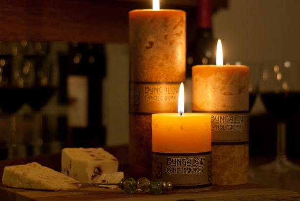 Bungalow Candles