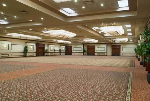 DoubleTree Convention Meeting Facility