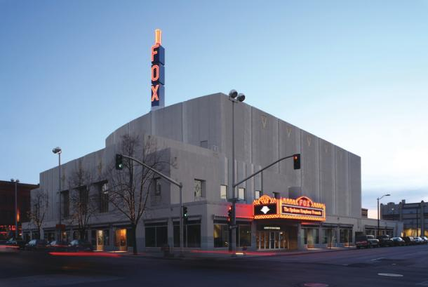 Martin Woldson Theater