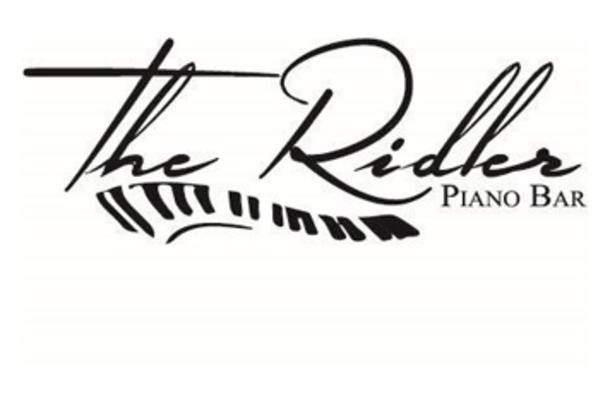 Ridler Piano Bar logo