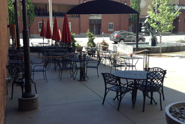 Tamarack Patio