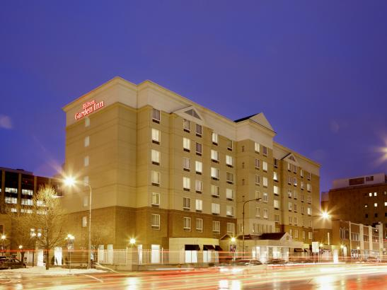 Hilton Garden Inn is skyway connected to Mayo Clinic, Mayo Civic Center and more!