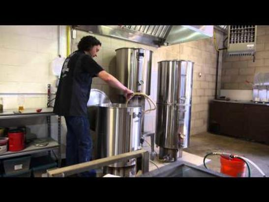 Off I-90 Features Kinney Creek Brewery
