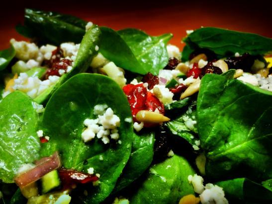 Gluten Free Cranberry Salad