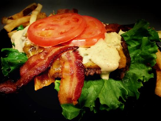 Gluten Free Steak BLT
