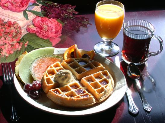Complimentary Expanded Hot Breakfast Buffet