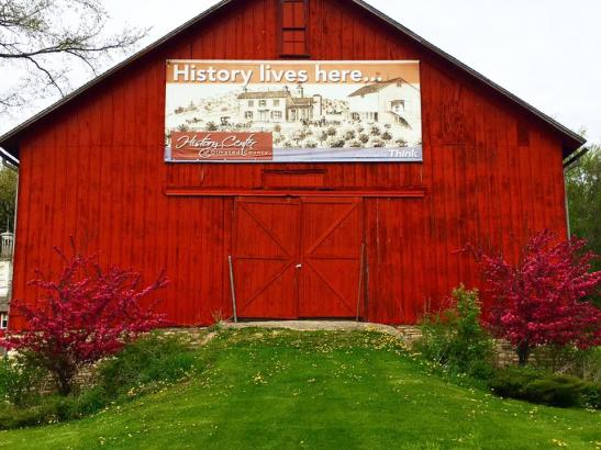 Red Barn | credit History Center