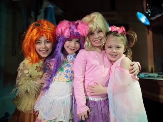 Children in a show - Rochester Civic Theatre