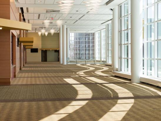 Grand Lobby by Dean Riggott