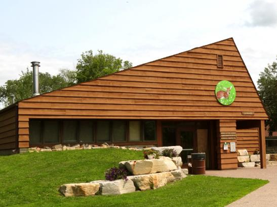 Nature center offers expanded educational + recreational programs and activities