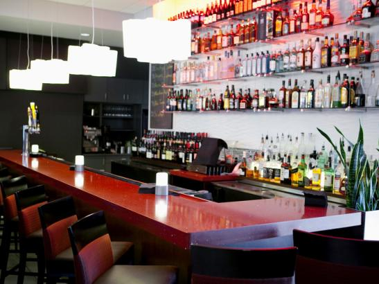 Pescara Bar at the Doubletree by Hilton