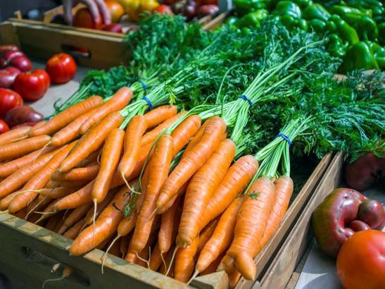 Fresh carrots | credit choochoo-ca-chew