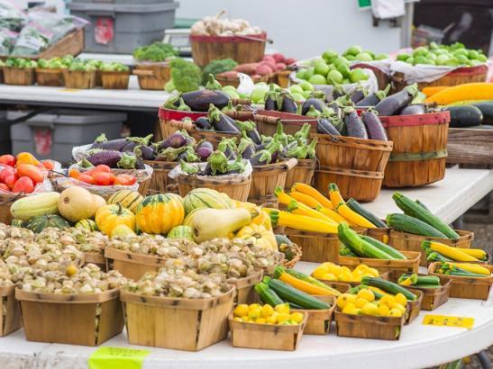 Colorful vegetables   credit choochoo-ca-chew