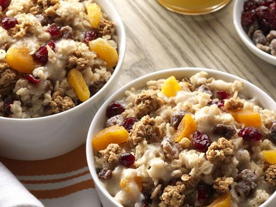 Free Inspired Hot and Cold Breakfast Buffet
