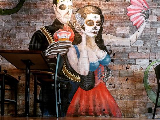 Unique artwork adorns the walls | credit AB-PHOTOGRAPHY.US