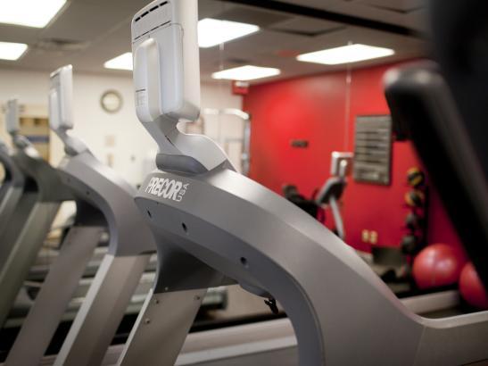 Fitness Center with Precor Equipment