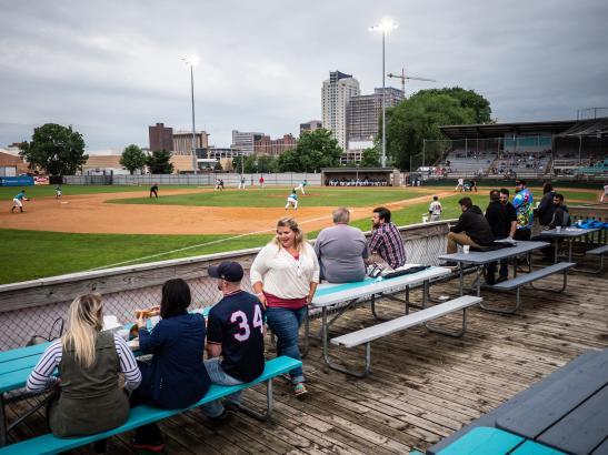 Honkers Baseball | credit Rochester Magazine