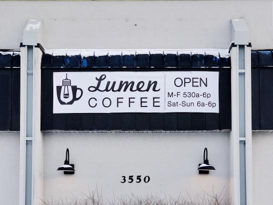 Lumen Coffee drive-thru | credit AB-PHOTOGRAPHY.US
