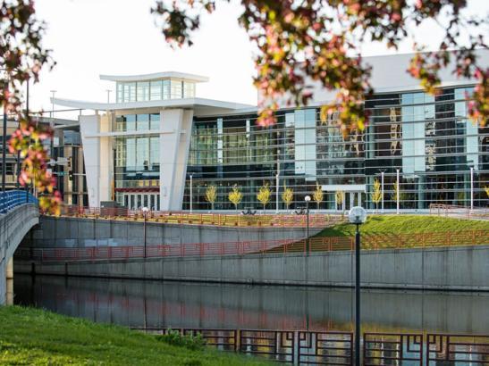 Exterior of the Convention Center Expansion | credit Dean Riggott