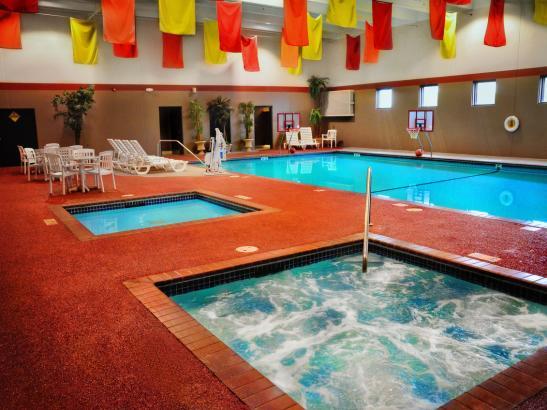 Pool - Kiddie Pool - Hot Tub