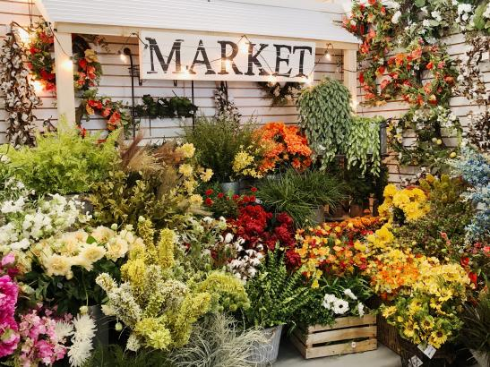 Spring Market > credit AB-Photography.us.