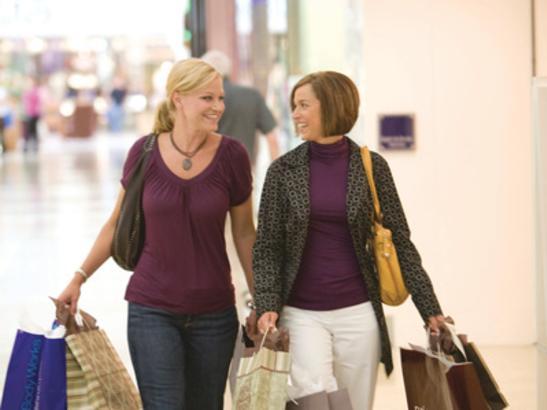 Apache Mall Shopping