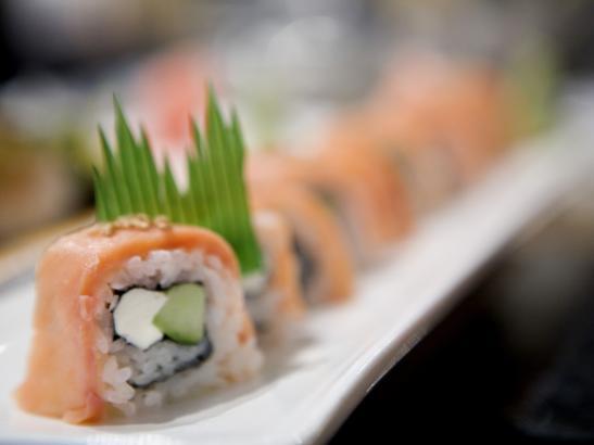 Sushi | credit olivejuicestudios.com