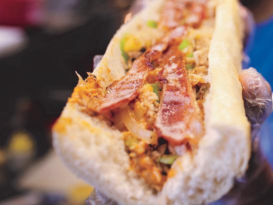 Sandwich | credit olivejuicestudios.com