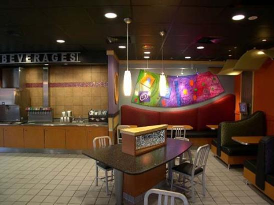 McDonald's 2nd Street location