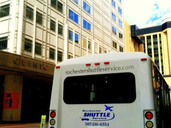 Clinic Courtesy Shuttle