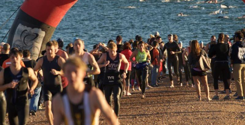Pumpkinman Triathlon - Cover Photo