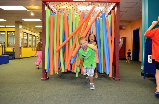 Pressure Zone | Lake Charles Children's Museum