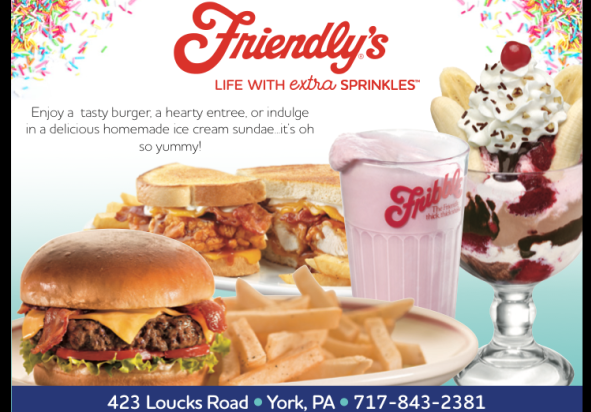 Friendly's, York County PA