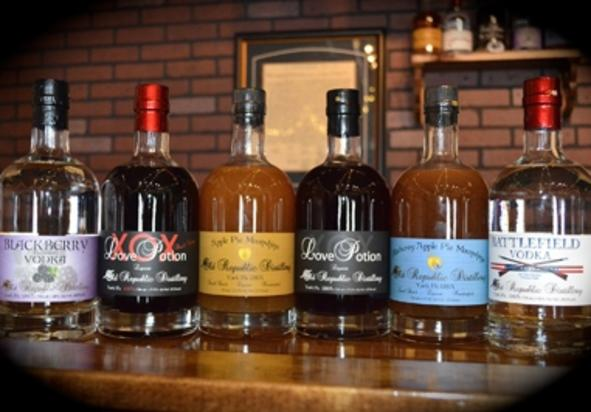 Old Republic Distillery, Inc.