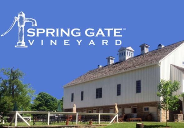 Spring Gate Vineyard and Brewery